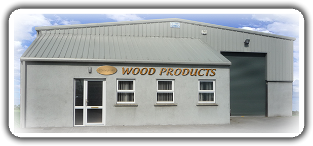 Ronaynes Wood Products building